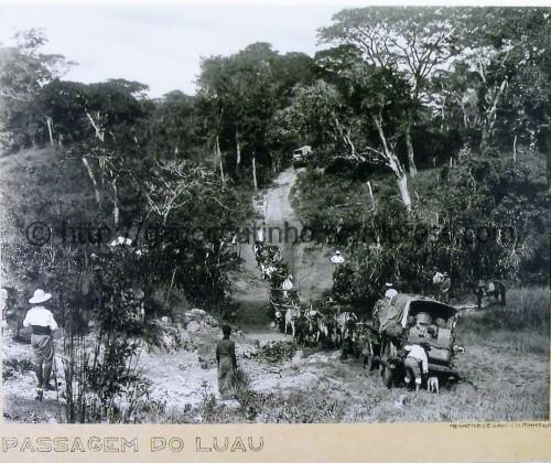 Luau, Lunda-Sul, Angola