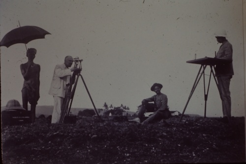 Missão Geodésica em Moçambique 1912 1913
