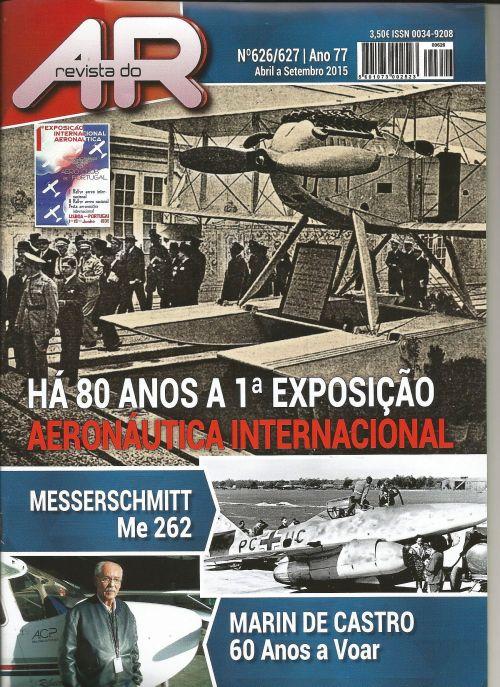 Revista do Ar - capa
