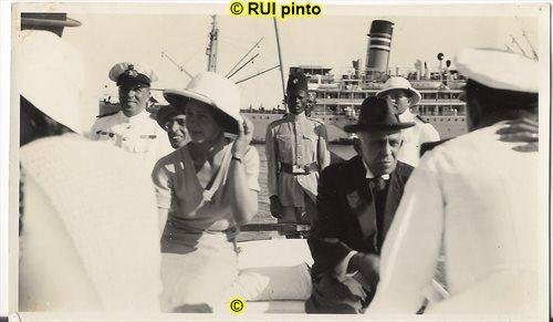 Porto Amélia 1933